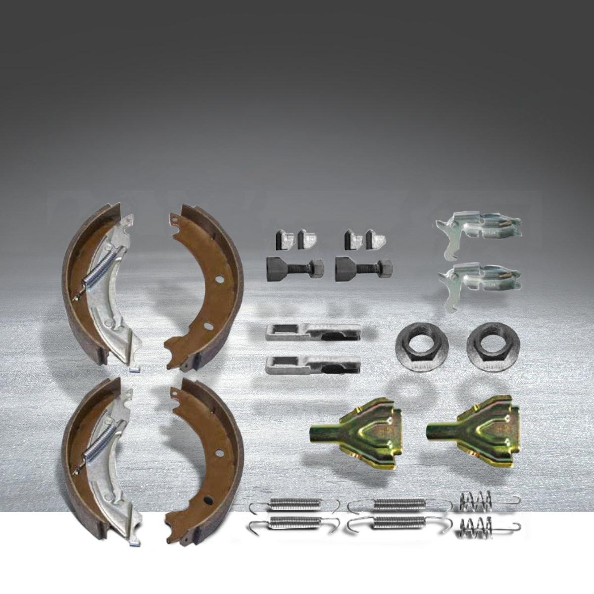 KNOTT dijelovi kočnice 160x35 compact ležaj