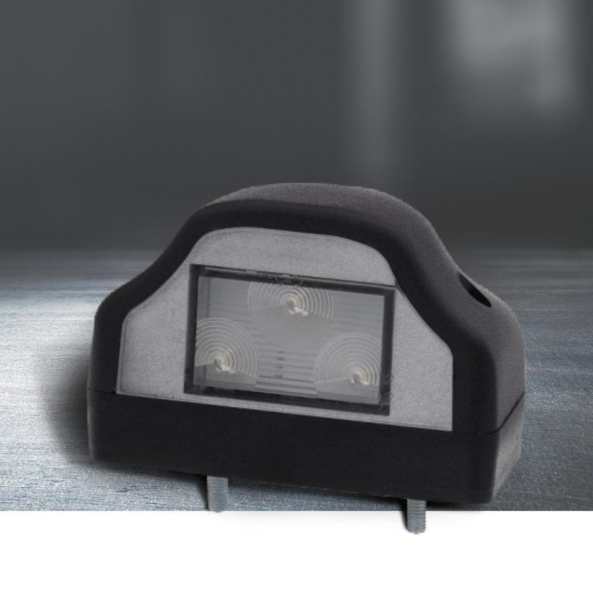 Svjetla registarske pločice
