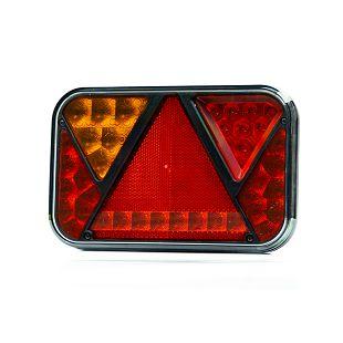 LED svjetlo stražnje FT-270 lijevo 5 pinova