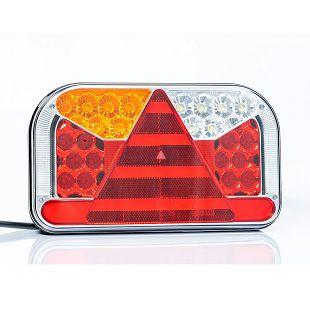 LED svjetlo stražnje FT-170 lijevo 5 pinova