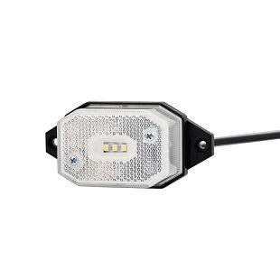 LED svjetlo pozicijsko  FT-001 B3+ravni nosač+kabel