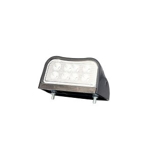 LED svjetlo registarske pločice FT-026+kabel+brza spojnica