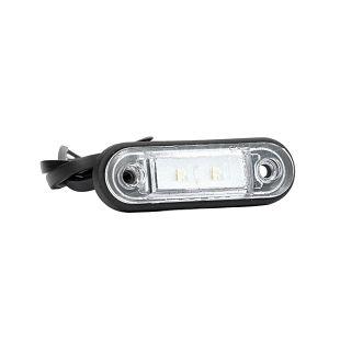 LED svjetlo pozicijsko FT-015 B LED bijelo+kabel
