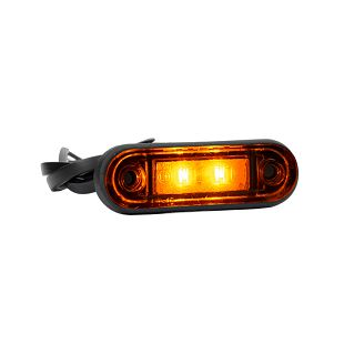 LED svjetlo pozicijsko FT-015 Z LED žuto+kabel