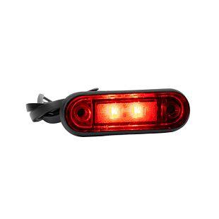 LED svjetlo pozicijsko FT-015 C LED crveno+kabel
