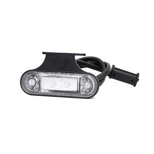 LED svjetlo pozicijsko FT-015 LED bijelo+gornji nosač+kabel