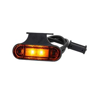 LED svjetlo pozicijsko FT-015 LED žuto+gornji nosač+kabel