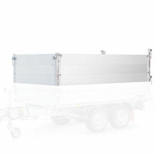 DODATNE STRANICE 3-SKS 3100 600 mm aluminijske