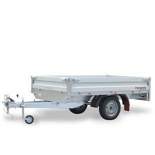LH 2300/16 U-AL 750 kg/gume 195/50 R13C