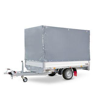 LH 2600/16 G-AL 1500 kg+arnjevi+cerada 1300 mm