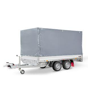LH 2600/16 T-AL 2700 kg+arnjevi+cerada 1300 mm