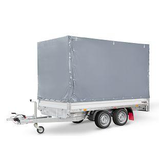 LH 2600/16 T-AL 2700 kg+arnjevi+cerada 1600 mm