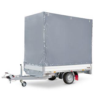 LH 3100/16 G-AL 1500 kg+arnjevi+cerada 1900 mm