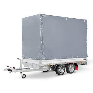 LH 3100/16 T-AL 2700 kg+arnjevi+cerada 1900 mm