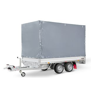 LH 4000/20 T-AL 2700 kg+arnjevi+cerada 1600 mm