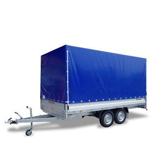 PHL 4030/17 T-AL 2600 kg+arnjevi+cerada 1600 mm