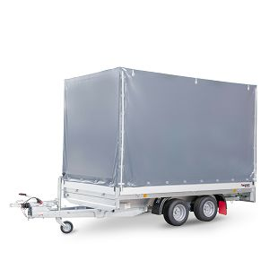 PHL 3100/17 T-AL 3000 kg+arnjevi+cerada 1600 mm