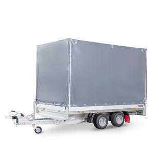 PHL 3100/17 T-AL 3500 kg+arnjevi+cerada 1600 mm