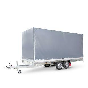 PHL 5030/20 T-AL 3000 kg+arnjevi+cerada 1900 mm