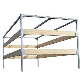 ARNJEVI PRO 3015/2 1300 mm+drvene letvice