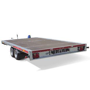 CAR PLATFORM 4021 2700 kg