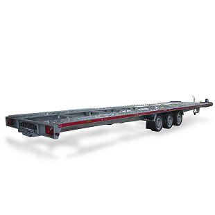 CAR 8021/3S 3500 kg/3 osovine