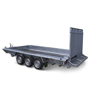 BUILDER 3 3516/3S 3500 kg 3 osovine