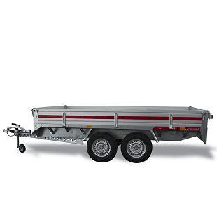 TRANSPORTER 2515/2 C 2000 kg