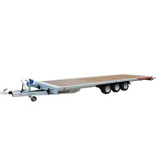 CAR PLATFORM 6021 S/3 3500 kg 3 osovine