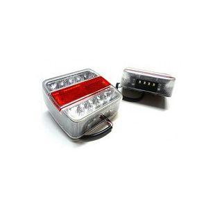 LED svjetlo stražnje LT-70 KMR 12V L/D
