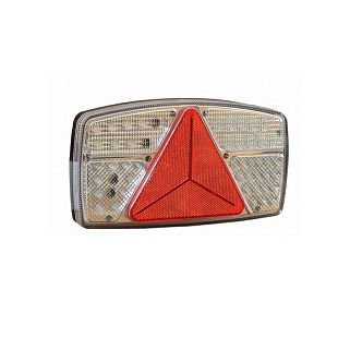 LED svjetlo stražnje L1815 10-30V desno