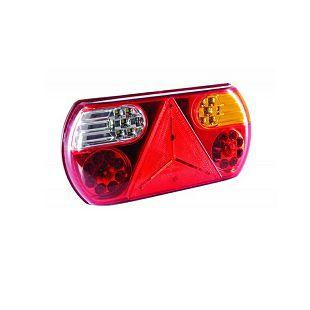 LED svjetlo stražnje L1826 12/24V lijevo